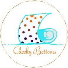 Cheeky Bottoms Diaper Cakes and Gifts
