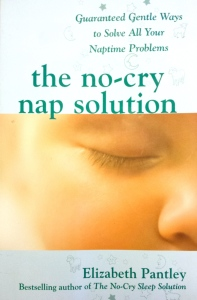 Book Review & *Giveaway* – The No-Cry Nap Solution by Elizabeth Pantley