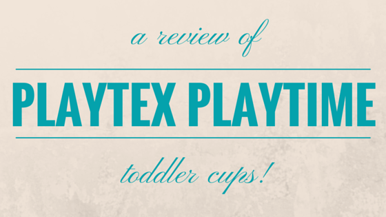 Playtex Playtime Cup Review