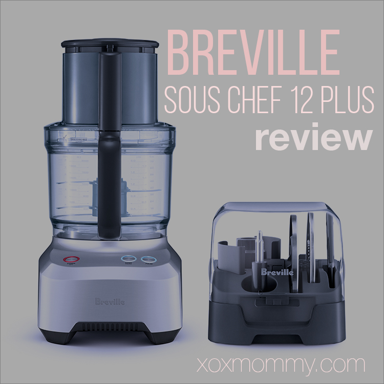 Breville the Sous Chef 12 Plus Review