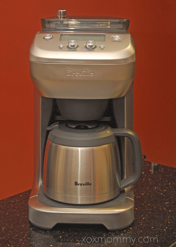 Breville Grind Control Review xox Mommy