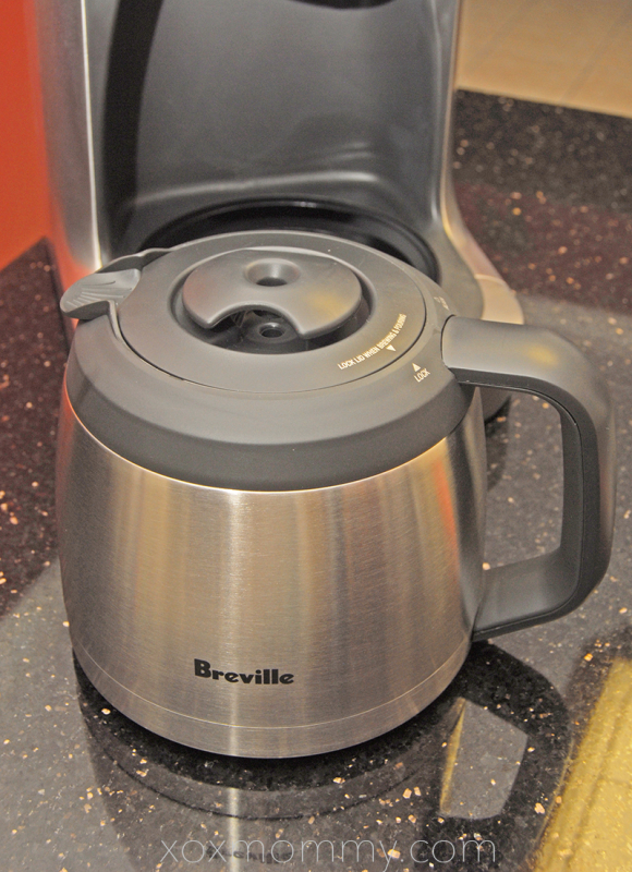 Breville Grind Control Stainless Steel Carafe