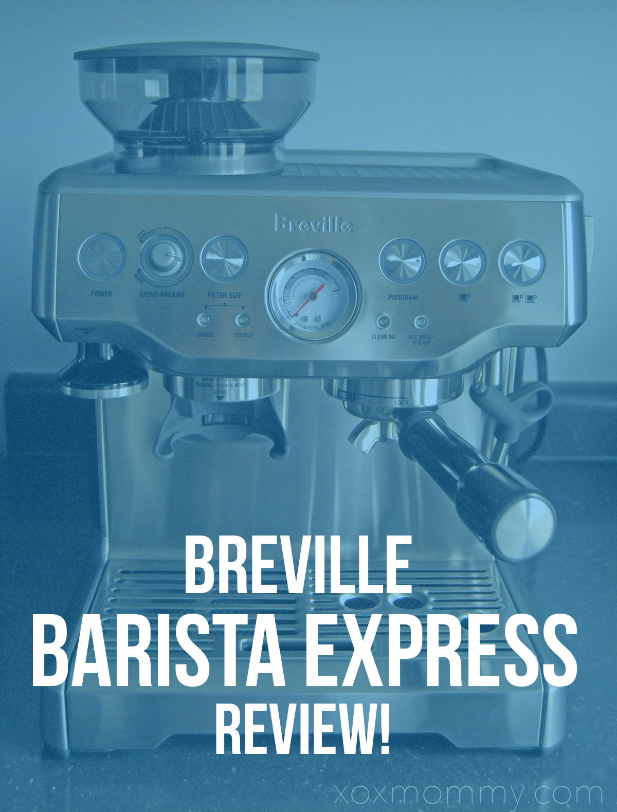 Breville Barista Express Review