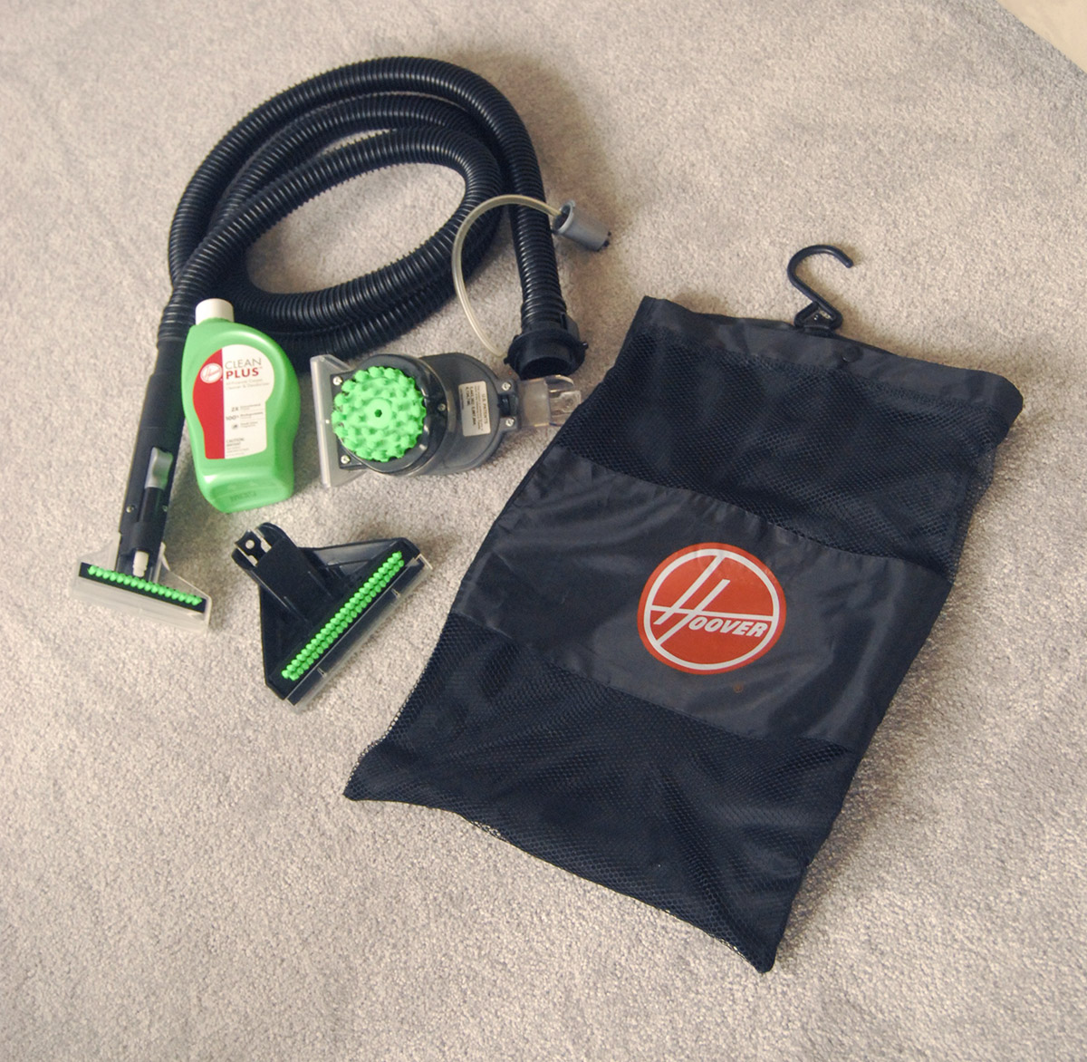 hoover powerscrub deluxe accessories