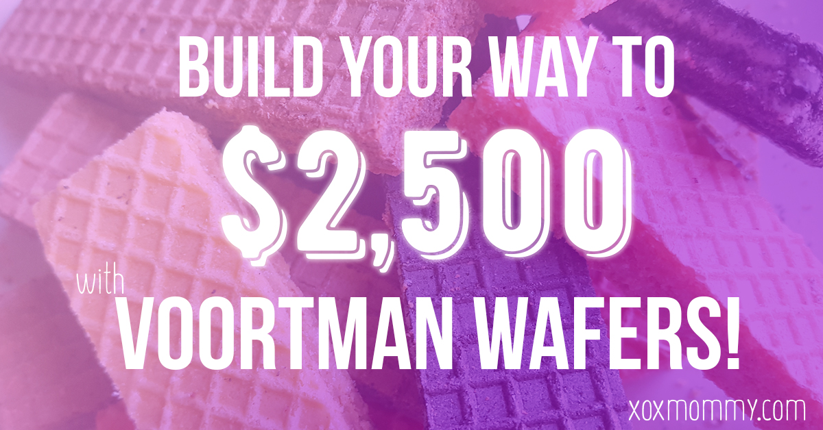 Build With Voortman and Win $2500!