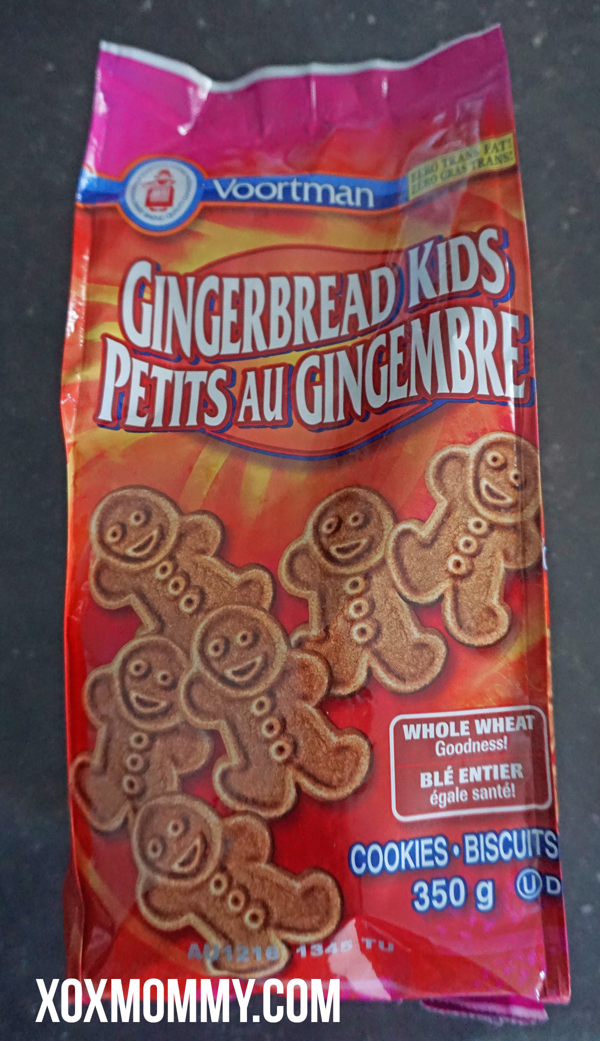 voortman gingerbread kids