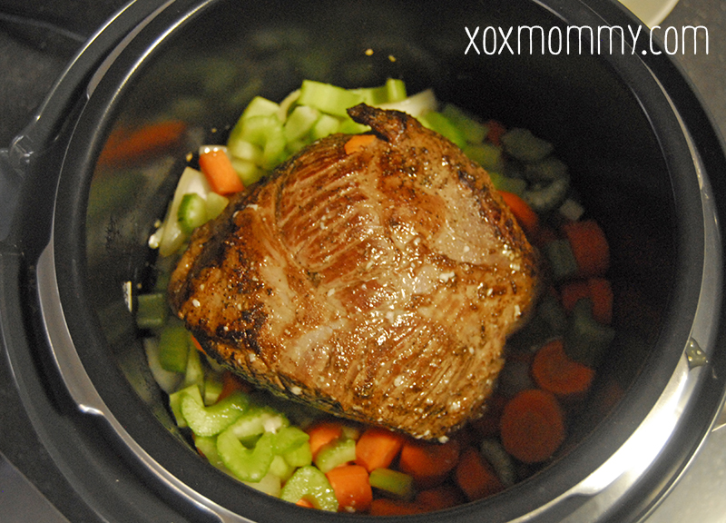 breville fast slow pro slow cook