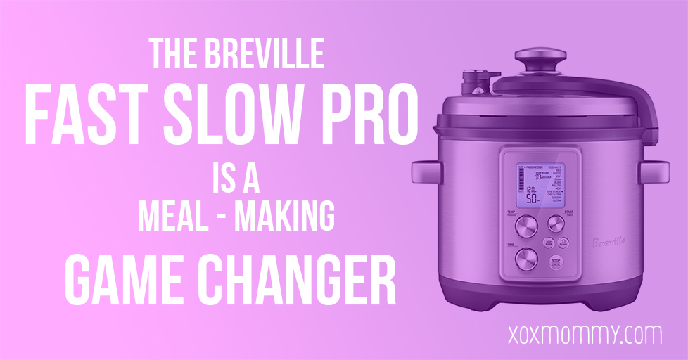 breville fast slow pro tw