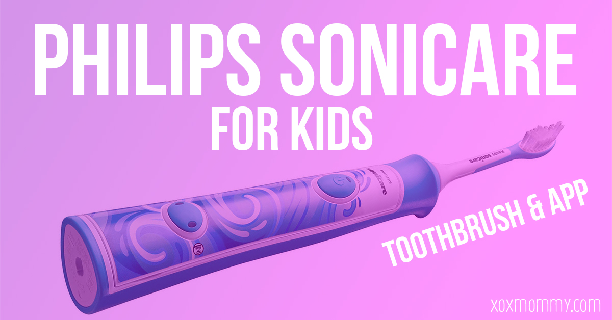philips sonicare kids featured