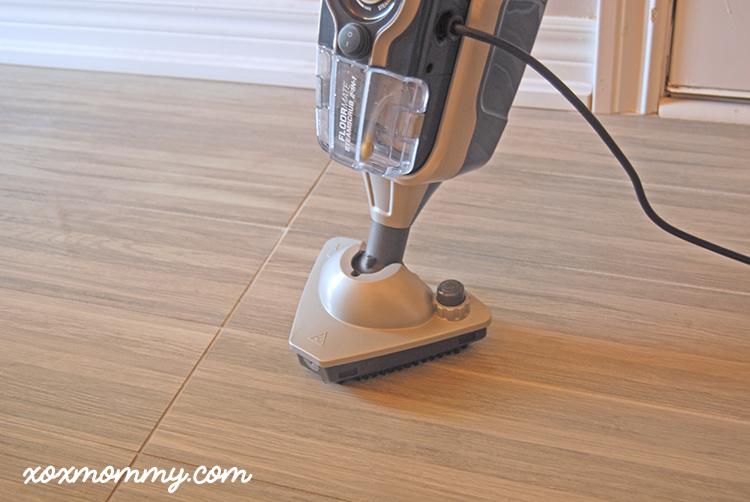 hoover steamscrub tile scrubber