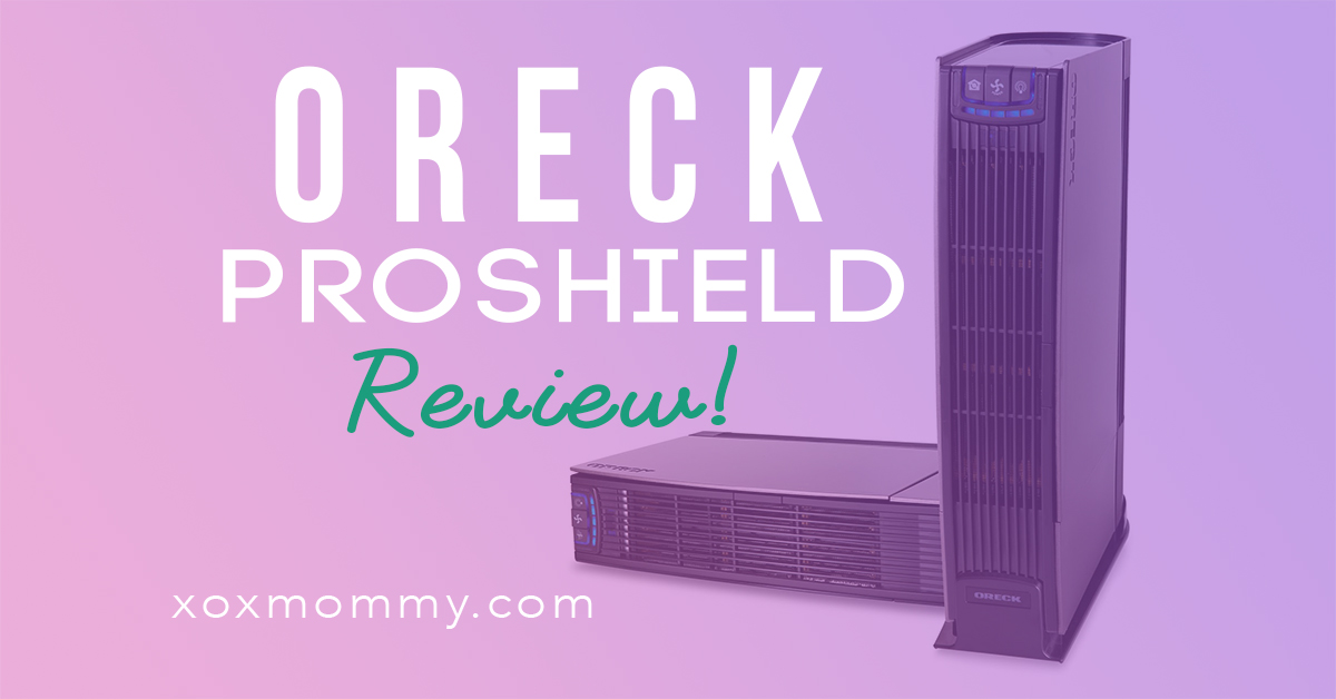 Oreck Proshield Review